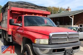2001 Dodge Ram 3500 Dump