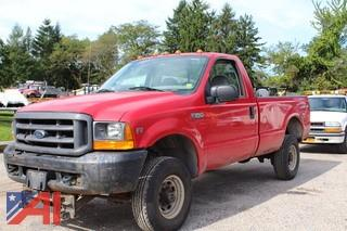 1999 Ford F250 SD Pickup