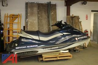 2009 Sea Doo GTI SE 130 Waverunner