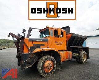 1972 Oshkosh P2025-1D1 Spreader Truck