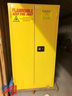 Pro-Safe 60 Gallon Safety Cabinet