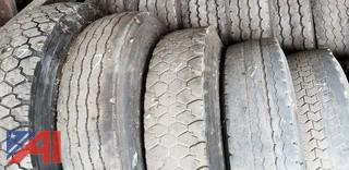 11R20 Tires and Wheels