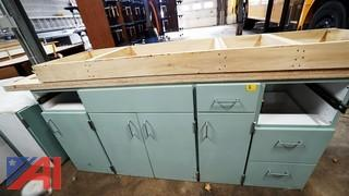 Assorted Wall and Base Cabinets