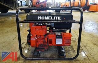 Homelite 4400 Watt Generator
