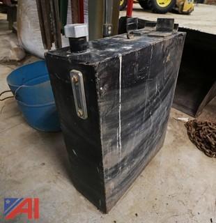 35 Gallon Hydraulic Oil Tank