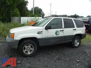 1998 Jeep Grand Cherokee SUV