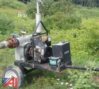 Stone Diesel Towable Water Pumps