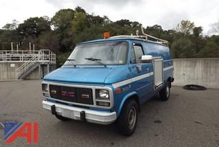 1994 GMC Vandura Van