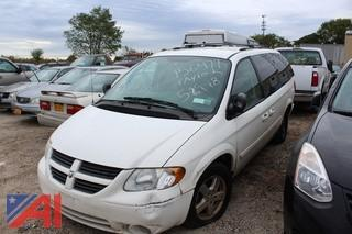 2007 Chrysler Town & Country Van