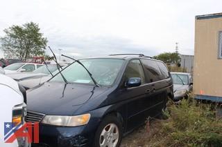 2000 Honda Odyssey Van