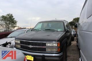 1993 Chevrolet 1500 SUV