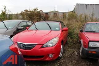 2006 Toyota Solara Convertible