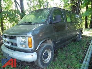 1999 Chevrolet 3500 Express Van