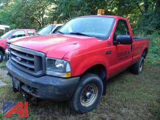 2003 Ford F350 SD XL Pickup