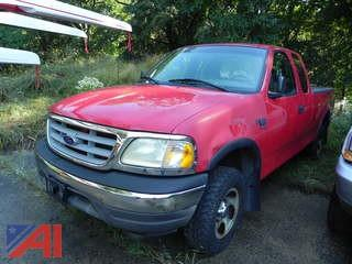 2002 Ford F150 XL Pickup