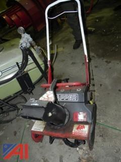 Snapper 3201 Snowblower