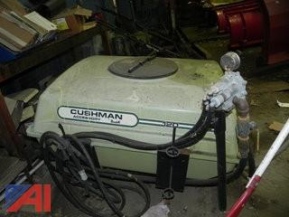 1988 Chemical Sprayer for a Cushman Truckster