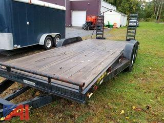 2007 Doolittle XTH8418 Trailer