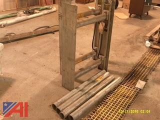 Portable Hydraulic Trench Shoring System