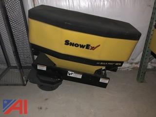 SnowEx Bulk Pro 1875 Salt Spreader