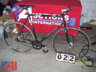 Bianchi Pista Bike