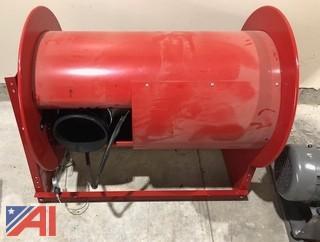 Reelcraft Exhaust Hose Reel