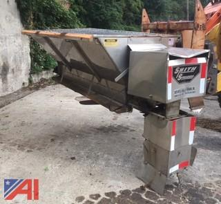 8' Stainless Steel Smith Spreader
