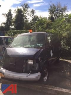 2002 Chevrolet 3500 Express Van
