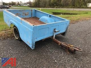 1950's Utility Trailer