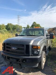 2008 Ford F250 SD XL Pickup with Lift Gate