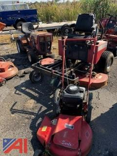 Mixed Lot of Mowers