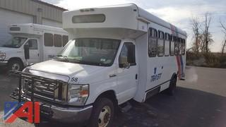 2013 Coach and Equipment E450 Wheelchair Bus