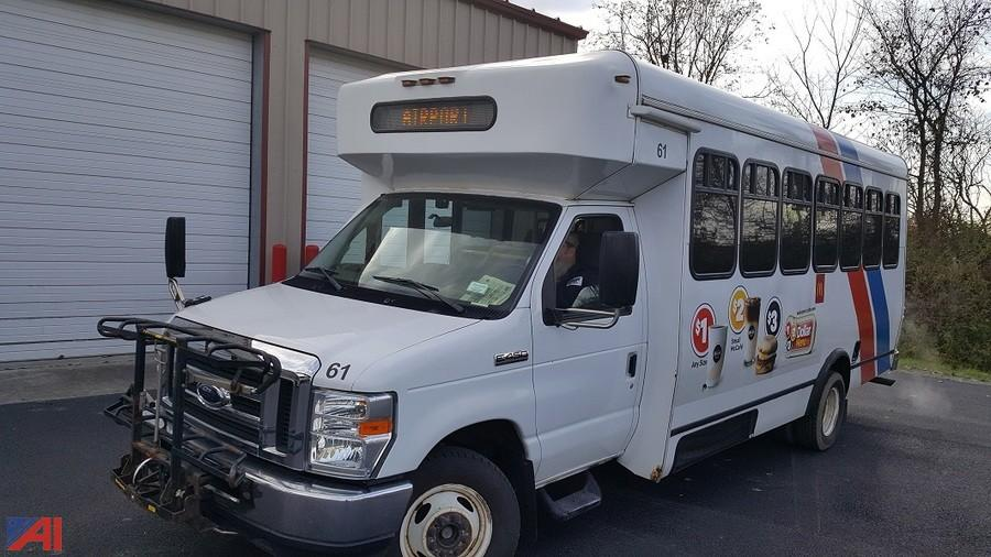 Auctions International - Auction: Greater Glens Falls Transit, NY