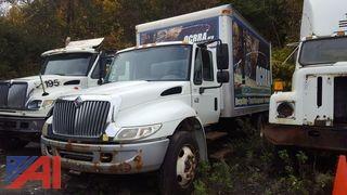 2005 International 4200 Box Truck