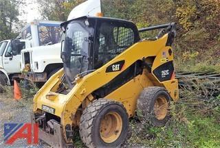 CAT 262C Skid Steer
