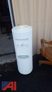 Water Cooler & Sewing Machines