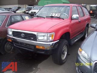 1994 Toyota 4Runner SUV