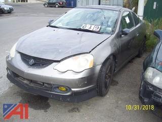 2002 Acura NSX Sedan