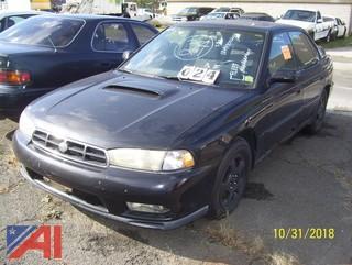 1999 Subaru Legacy Sedan