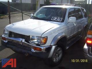 1996 Toyota 4Runner SUV