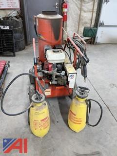 Alkota 3205-2T Hot Pressure Washer