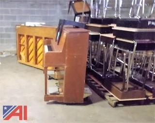 Assorted Pianos