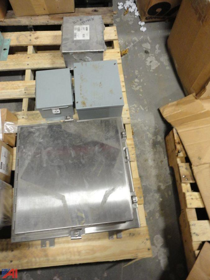 Auctions International - Auction: NY Power Authority Mena, NY ... on frank adams electrical panels, murphy electrical panels, square d electrical panels, zinsco electrical panels, white electrical panels, aluminum electrical panels, walker electrical panels,