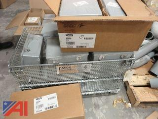 Hoffman Electrical Panels, #A1008NF Steel Panel Boxes, (26)