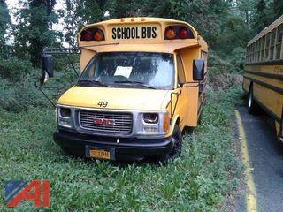 2002 GMC G3500 School Bus