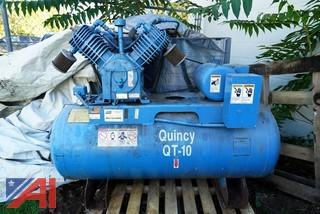 Quincy 10HP Air Compressor