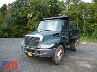 2004 International 4200 Dump Truck