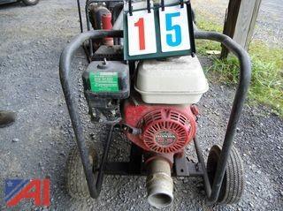 "Homelite 3"" Trash/Mud Pump"