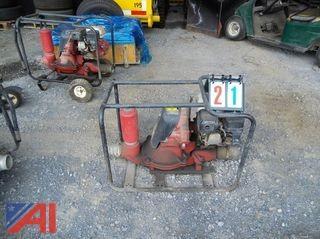 "Homelite 3"" Diaphragm Pump"