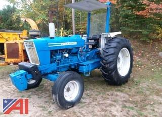 Ford 7600 Tractor
